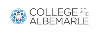 College of The Albemarle's logo.